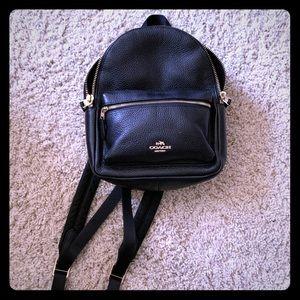 Mini Coach Backpack